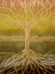 Meditation Painting  - Meditation Fine Art Print